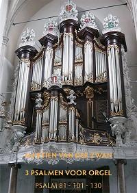 3 Psalmen voor orgel (Ps.81,101,130)