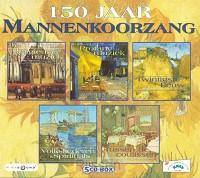 5CD box150 jaar Mannenkoorzang KNZV