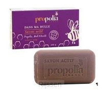 Actieve zeep propolis, honing