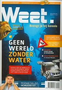 Weet magazine 2010 nr 4
