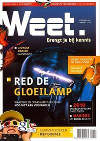 Weet magazine 2011 nr 1