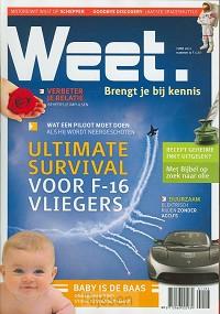 Weet magazine juni 2011