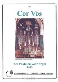 Zes Psalmen voor orgel deel 2