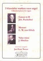 3 Klassieke Werken: Canon - Menuet