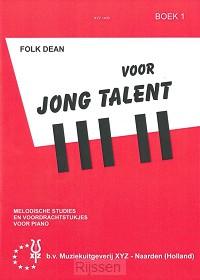 Voor Jong Talent 1