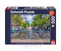 Puzzel Amsterdam (500 st)