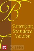 The Holy Bible - American Standard Versi