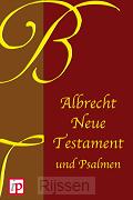 Albrecht Neue Testament und Psalmen - EB