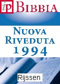 La Bibbia - Nuova Riveduta 1994 - eboek
