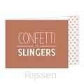 WK Confetti en Slingers