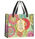 Tote Bag Joyful Flowers