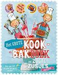 Het grote kook- en bakboek van de zoete
