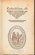 Catechismus, 1563