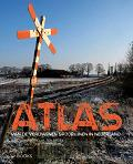 Atlas van de verdwenen spoorlijnen in Ne