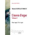 L'oeuvre d'orgue Volume 3