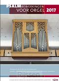 Psalmbewerkingen voor Orgel 2017 - Noten