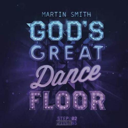 God's great dance floor step 2