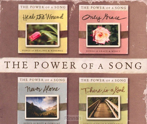 The power of a song (4-cd)