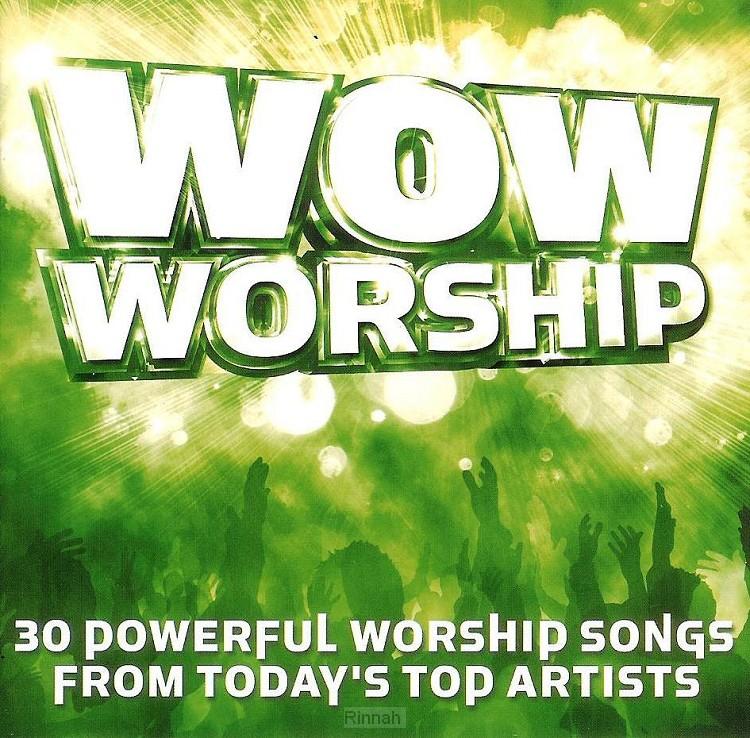 Wow Worship (Green) (2-CD)
