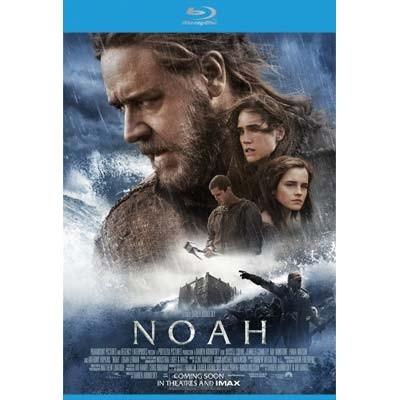 Noah blu-ray 3D