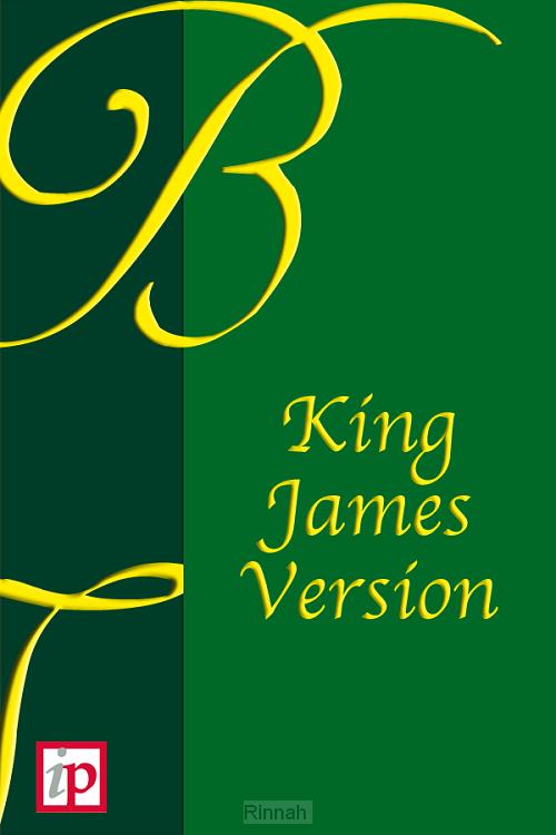 Holy Bible - King James V