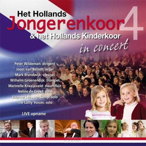 Hollands jongerenkoor in concert 4