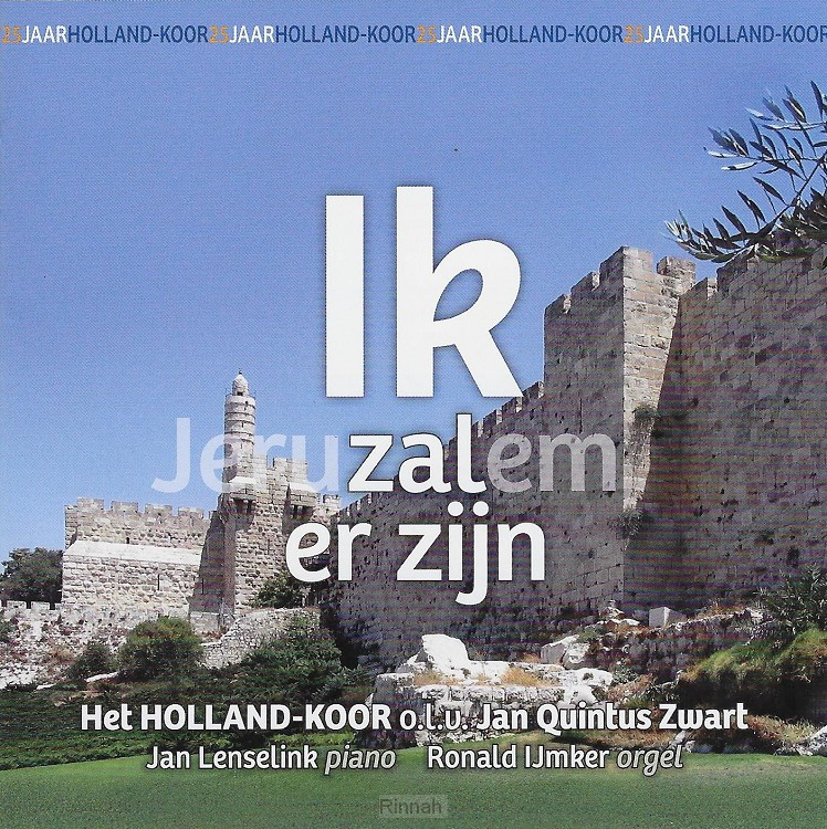 Jeruzalem - Ik zal er zijn