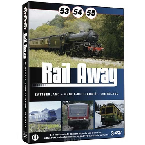 Rail away box 53 t/m 55