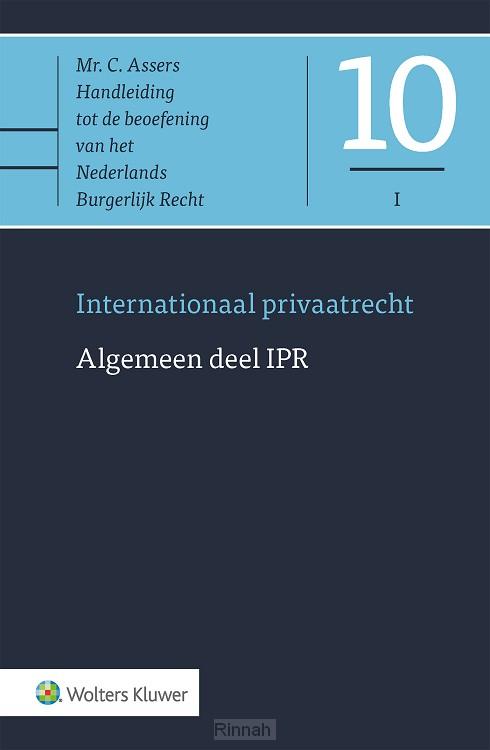 Algemeen deel IPR