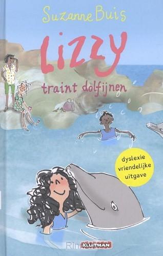 Lizzy traint dolfijnen DYSLEXIE