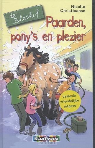 Paarden pony's en plezier DYSLEXIE