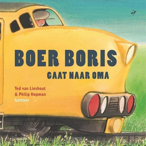 Boer boris gaat naar oma