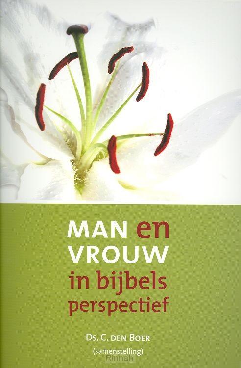 Man en vrouw in bijbels perspectief