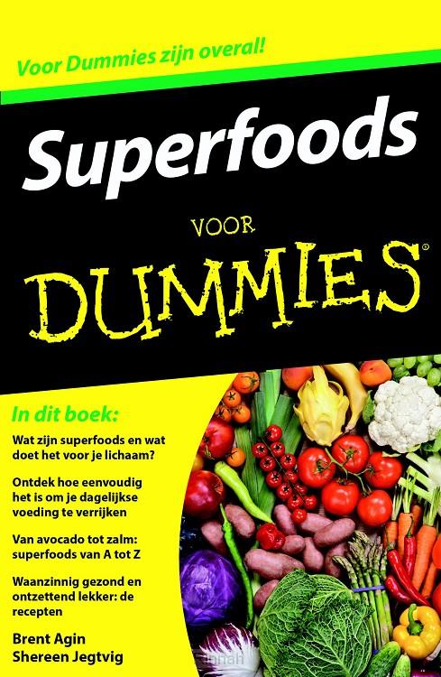 Superfoods voor Dummies