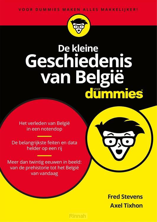 De kleine geschiedenis van België