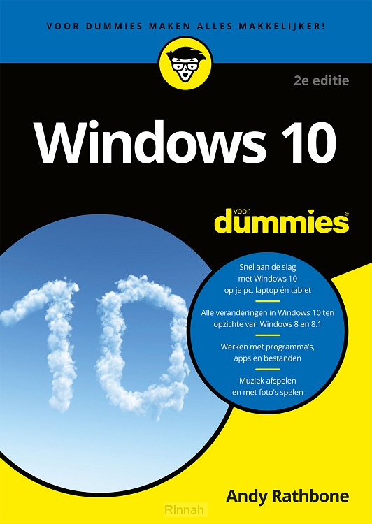 Windows 10 voor Dummies