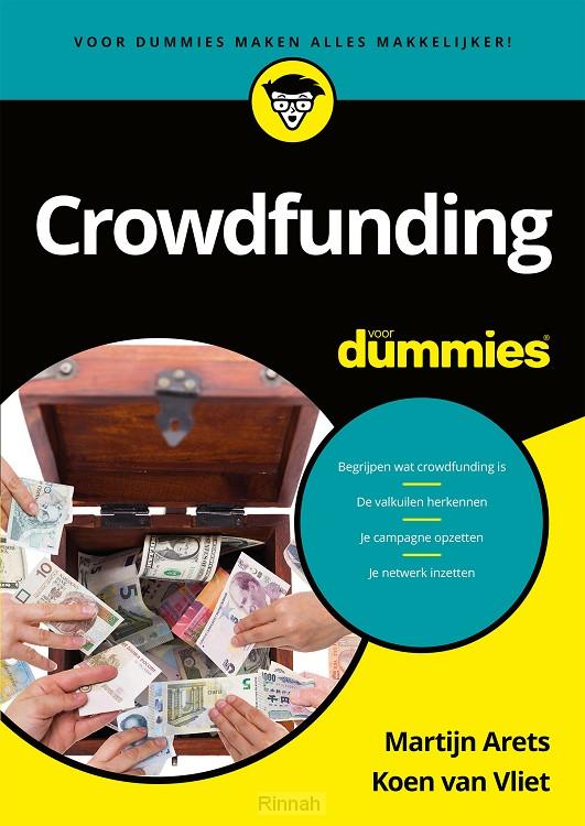 Crowdfunding voor Dummies
