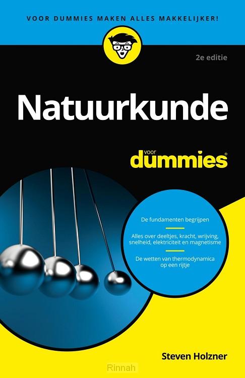 Natuurkunde voor Dummies, 2e editie