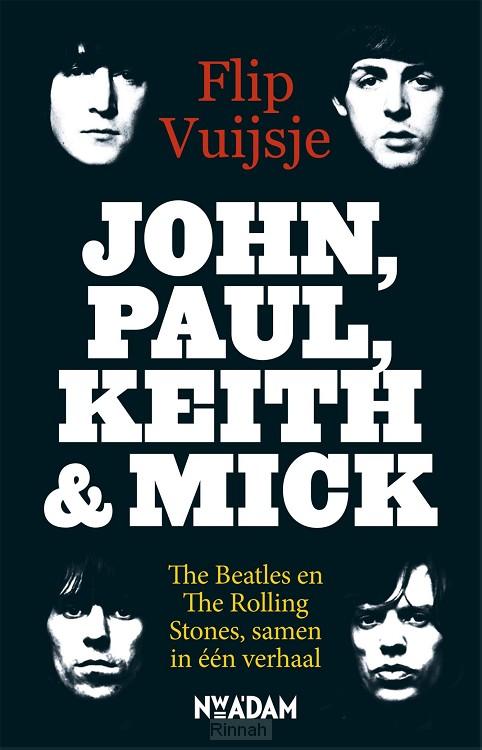 John, Paul, Keith and Mick
