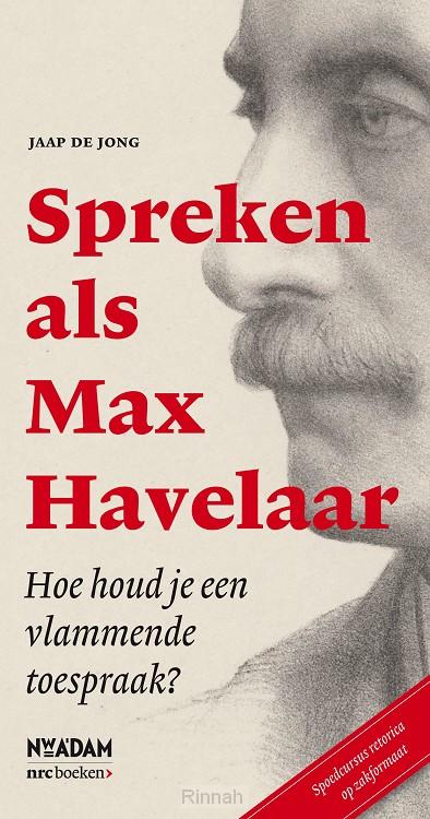 Spreken als Max Havelaar