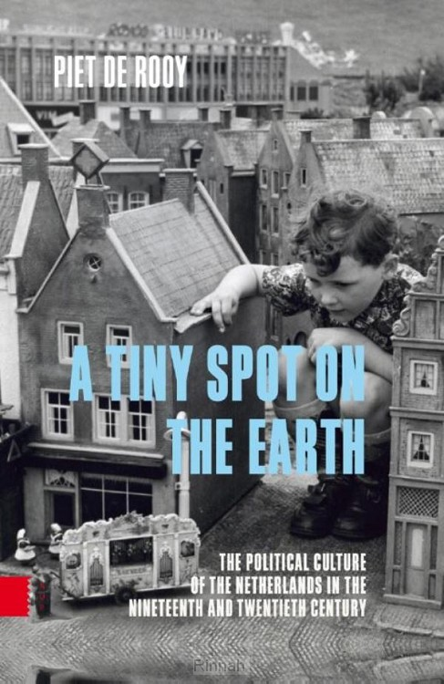 A tiny spot on the earth