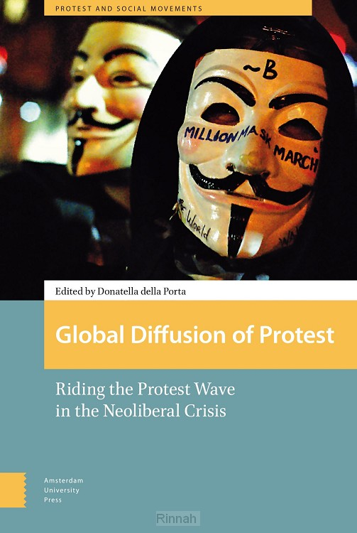 Global diffusion of protest