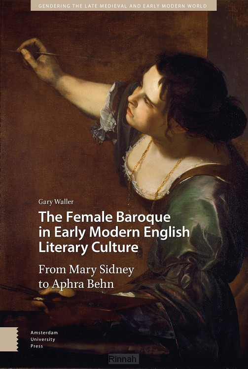 The Female Baroque in Early Modern English Literary Culture
