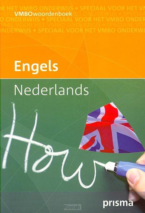 Prisma vmbo woordenboek engels-nederland