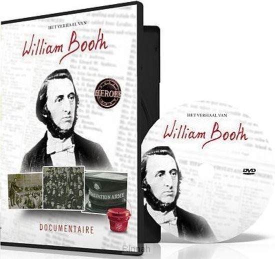 Verhaal van william booth (docu)