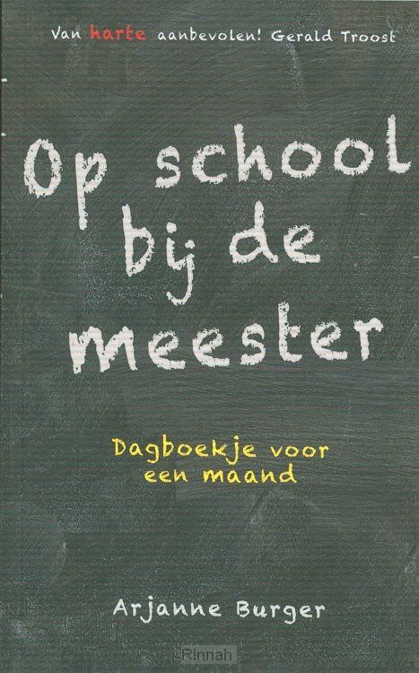 Op school bij de meester