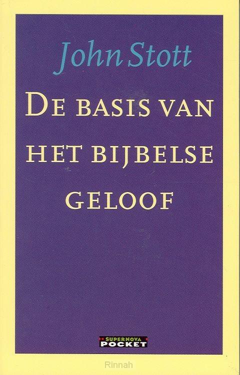 Basis van het bijbelse geloof