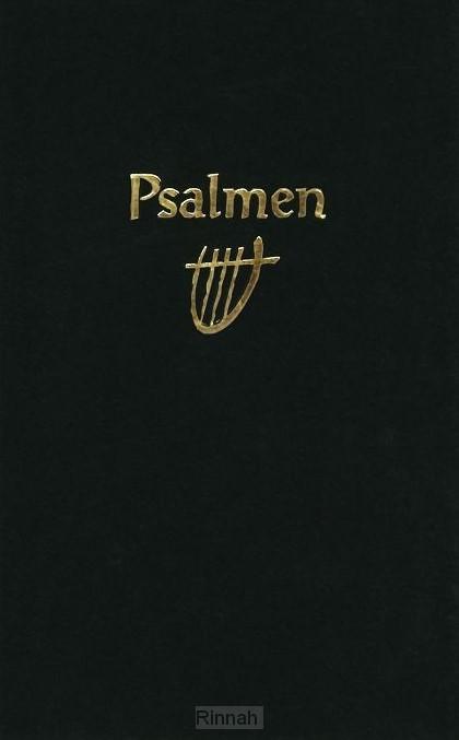 Psalmboek 202401 ed 1773 zw.12g Nietritm