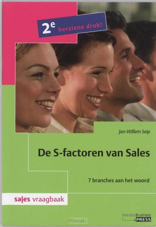 S-factoren van sales