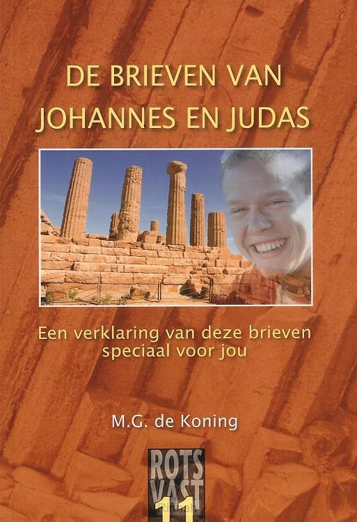 Brieven van johannes en judas   POD